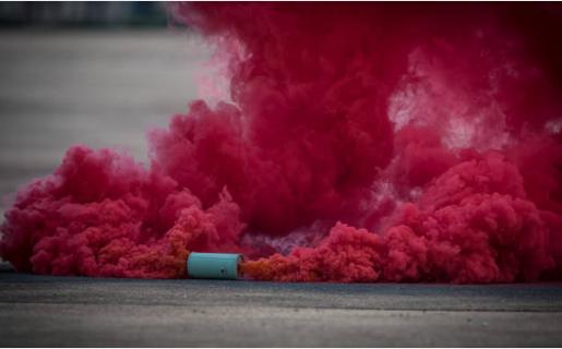 füstgránát